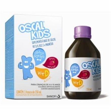 Oscal Kids Suspensão 150ml