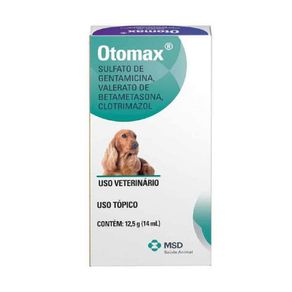 OTOMAX - 12,5g (14 Ml)