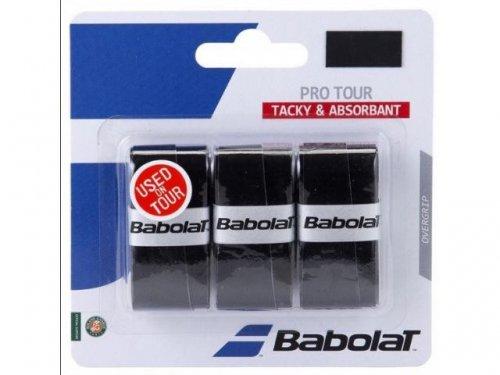 Overgrip para Raquetes | Overgrip Pro Tour X3 Preto - Babolat