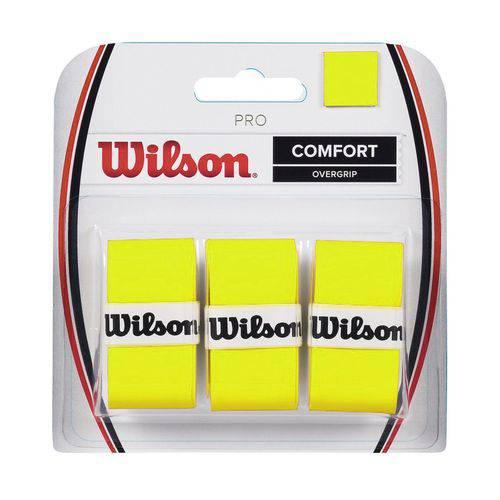 Overgrip Pro Comfort Amarelo - Wilson