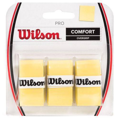 Overgrip Wilson Pro Comfort Amarelo