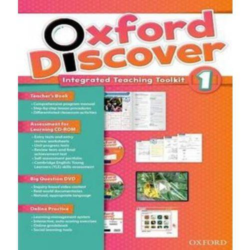 Oxford Discover 1 - Integrated Teaching Toolkit