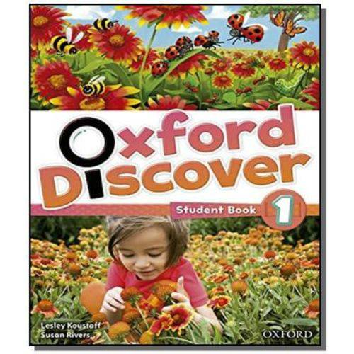 Oxford Discover 1 Students Book