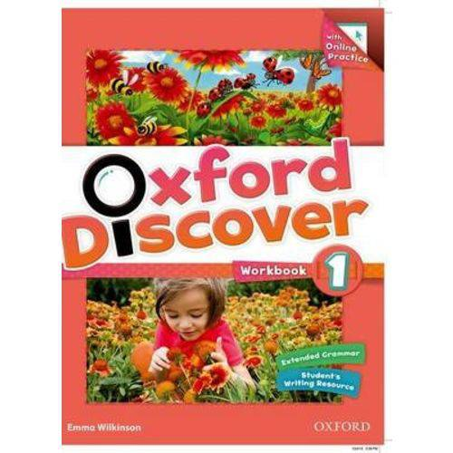 Oxford Discover 1 Wb W Online Practice