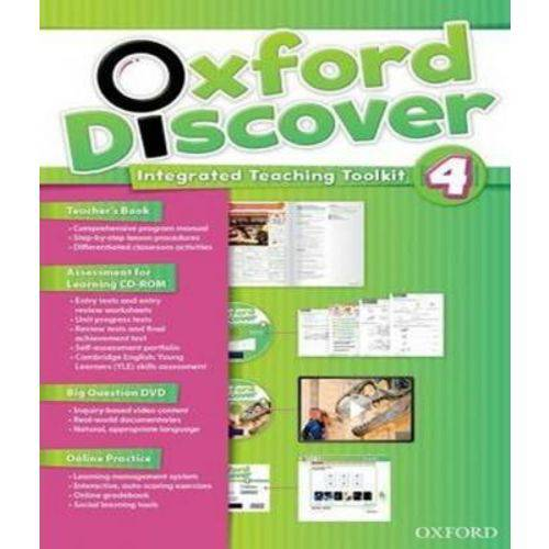 Oxford Discover 4 - Integrated Teaching Toolkit