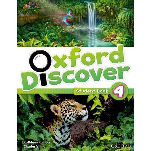 Oxford Discover 4 - Student's Book