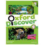 Oxford Discover 4 Wb With Online Practice