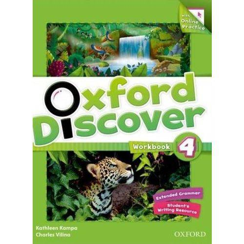 Oxford Discover 4 - Workbook With Online Practice
