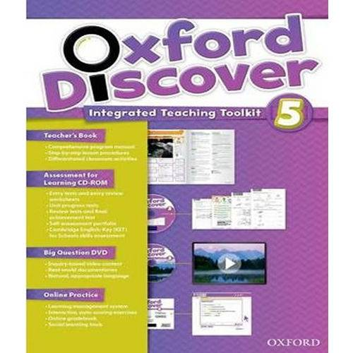 Oxford Discover 5 - Integrated Teaching Toolkit