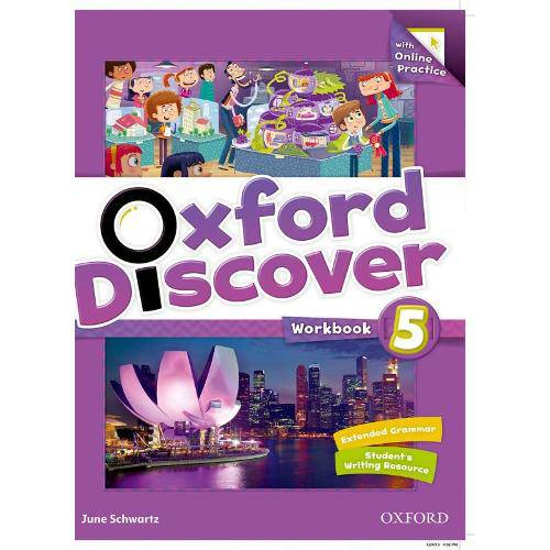 Oxford Discover 5 Wb With Online Practice