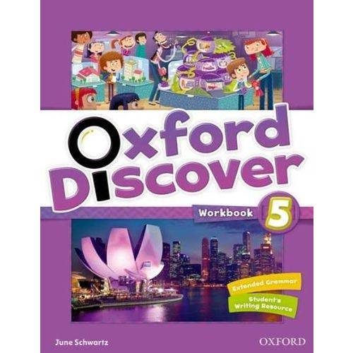 Oxford Discover 5 - Workbook