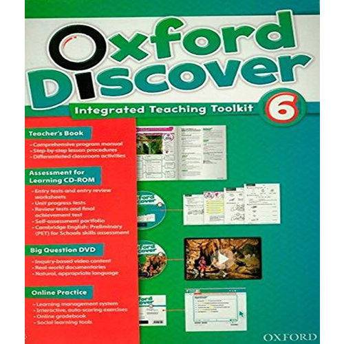 Oxford Discover 6 - Integrated Teaching Toolkit