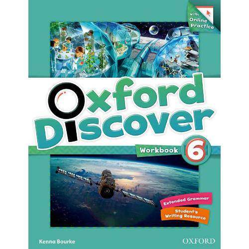 Oxford Discover 6 Wb W Online Practice