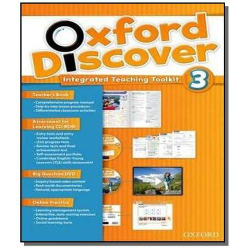 Oxford Discover 3 - Integrated Teaching Toolkit