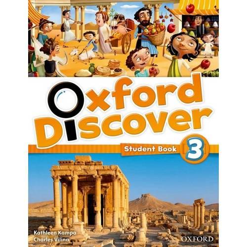 Oxford Discover 3 Sb