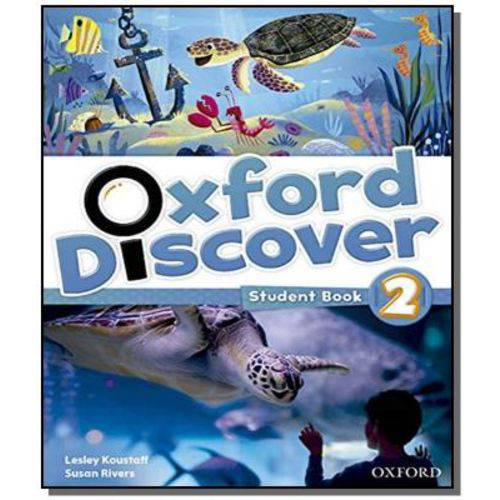 Oxford Discover 2 Students Book