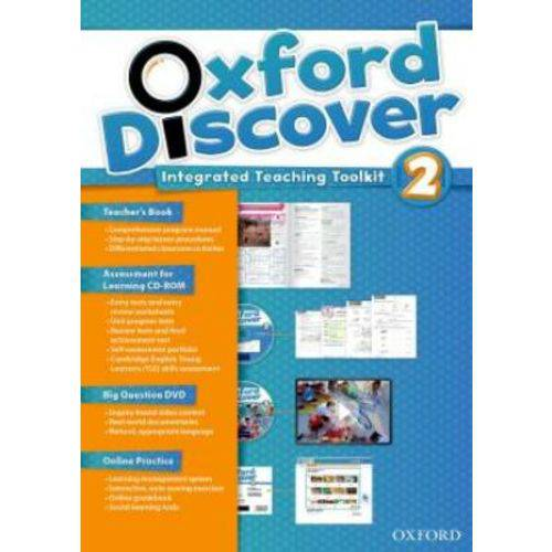 Oxford Discover 2 Tb With Online Practice - 1st Ed
