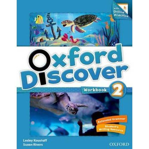 Oxford Discover 2 Wb W Online Practice