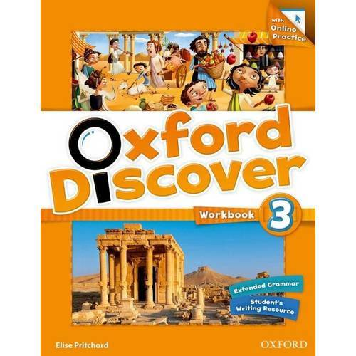 Oxford Discover 3 Wb With Online Practice