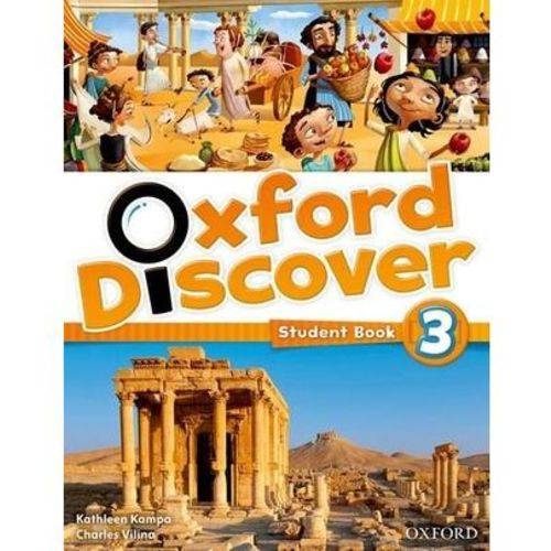 Oxford Discover 3 Wb