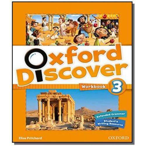 Oxford Discover 3 Workbook
