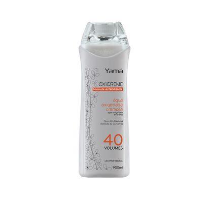 Oxicreme Água Oxigenada 40 Volumes 900ml - Yamá