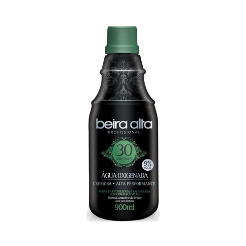 Oxigenada Beira Alta Black 30 Volumes 900ml