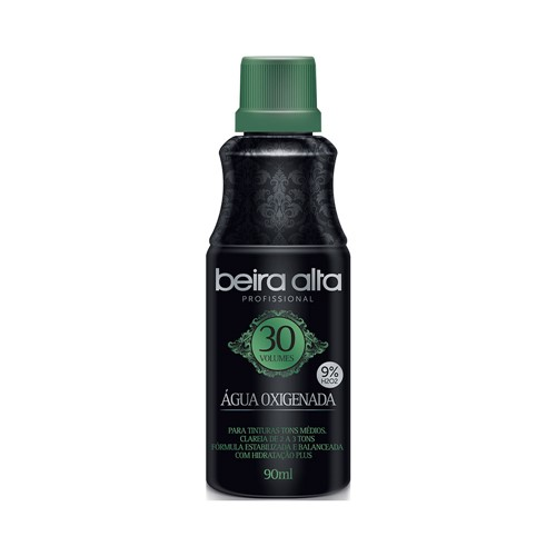 Oxigenada Beira Alta Black 30 Volumes 90ml