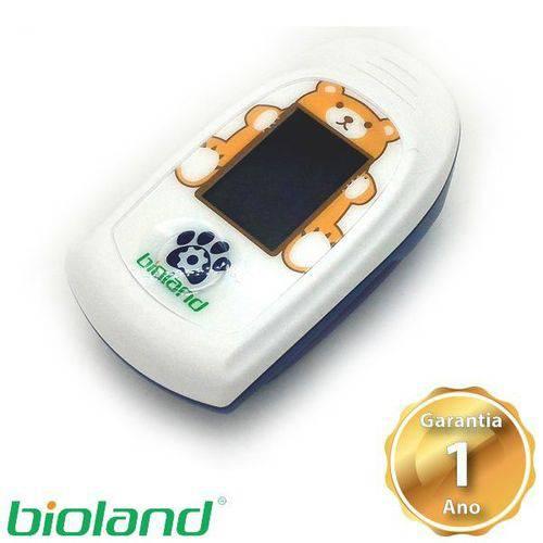 Oxímetro de Dedo At101c-kids Bioland