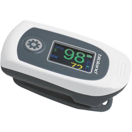 Oxímetro de Pulso Portátil de Dedo At101c - Bioland
