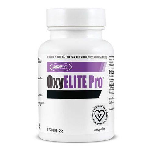 Oxyelite Pro (60 Cáps) - Usp Labs