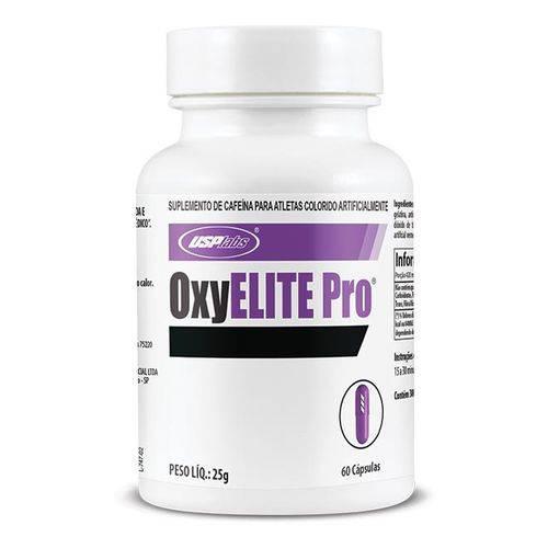 Oxyelite Pro 60 Caps - Usplabs