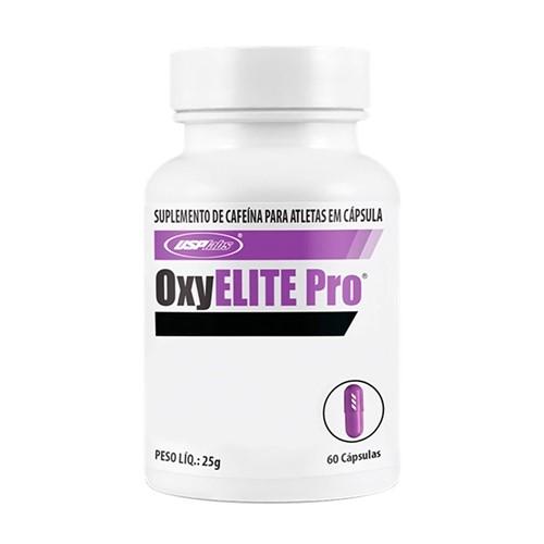 OxyElite Pro USPLabs com 60 Cápsulas
