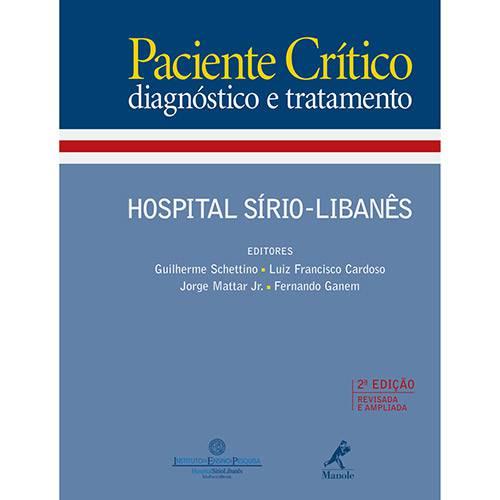 Paciente Crítico: Diagnóstico e Tratamento