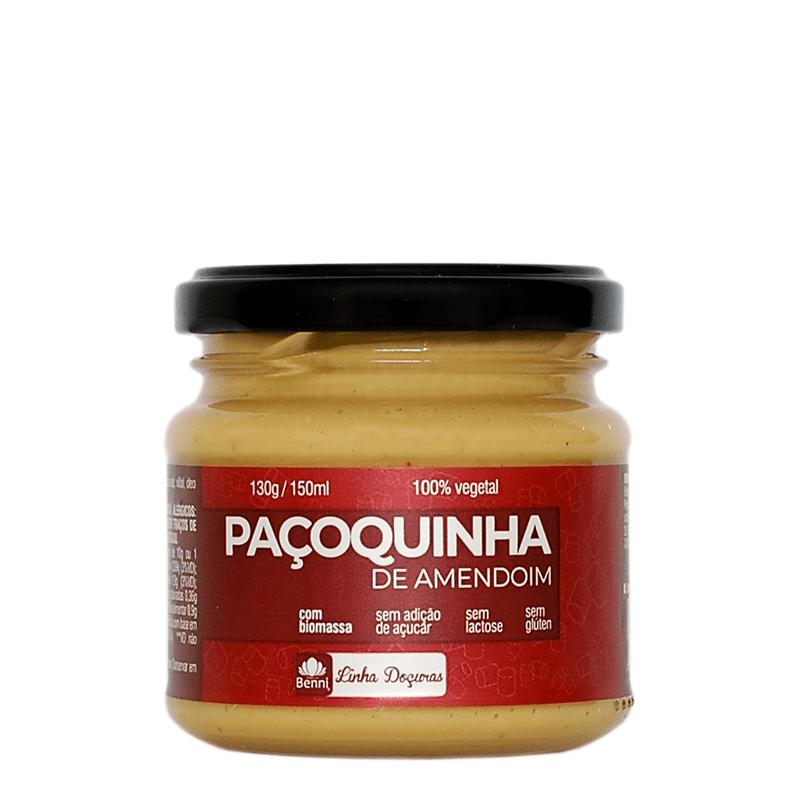 Paçoquinha de Amendoim 130g - Benni