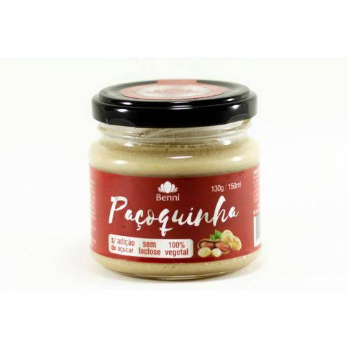 Paçoquinha Doce de Amendoim 130g Benni Alimentos
