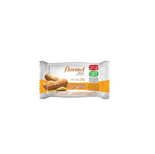 Paçoquinha Zero Açúcar Flormel 20g