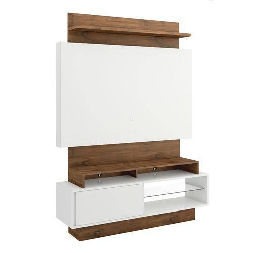 Painel 1 Porta de Correr TB111 - Dalla Costa - Nobre/Off White