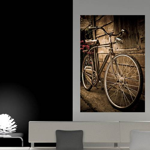Painel Adesivo de Parede - Bicicleta - 003pn
