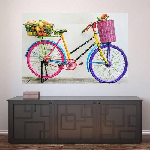 Painel Adesivo de Parede - Bicicleta - N3253