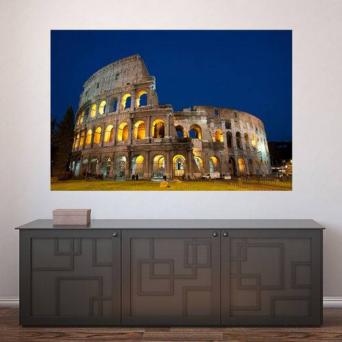 Painel Adesivo de Parede - Coliseu - N1321