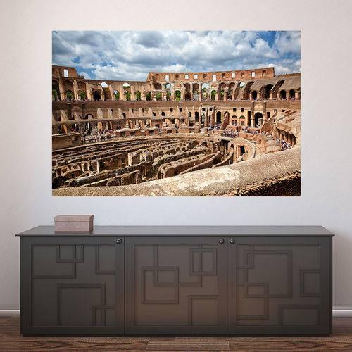 Painel Adesivo de Parede - Coliseu - N2277