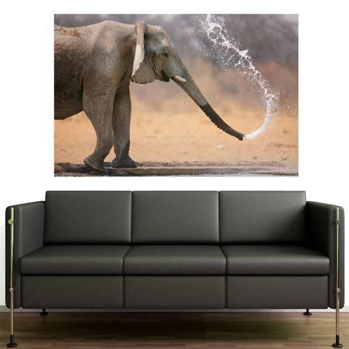 Painel Adesivo de Parede - Elefante - N3193