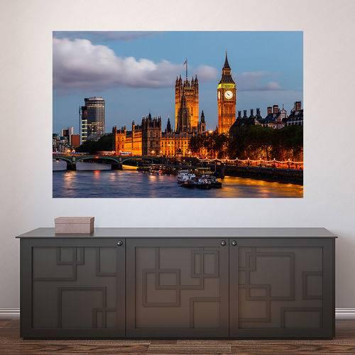 Painel Adesivo de Parede - Londres - N3373