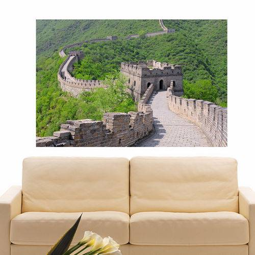 Painel Adesivo de Parede - Muralha da China - N3121
