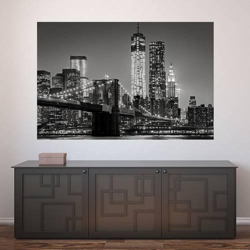 Painel Adesivo de Parede - Nova Iorque - 435pn