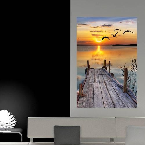 Painel Adesivo de Parede - Pier - N1116
