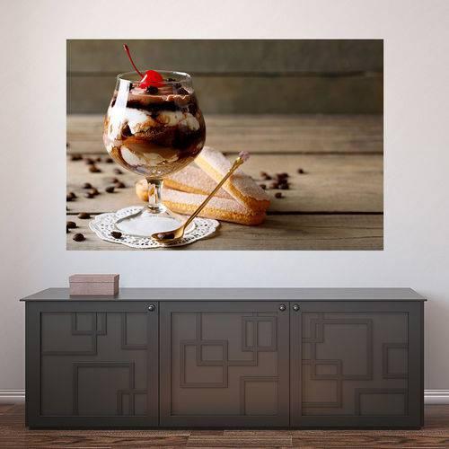 Painel Adesivo de Parede - Sobremesa - N1254