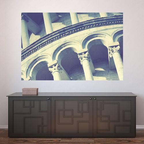 Painel Adesivo de Parede - Torre de Pisa - N2338
