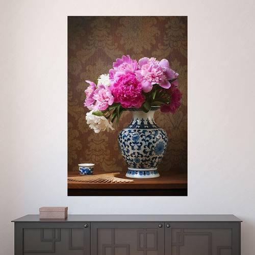 Painel Adesivo de Parede - Vaso - N1582